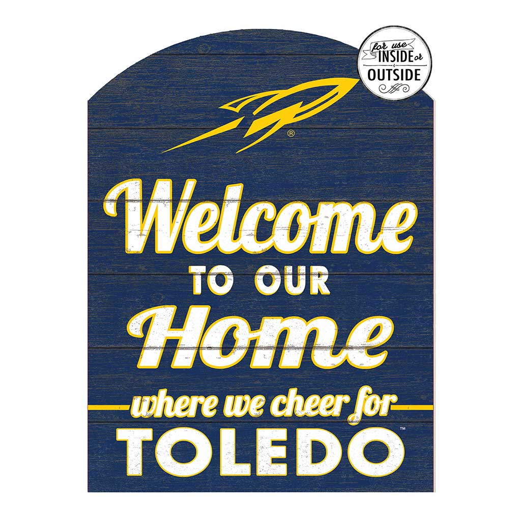 22x16 In\Outdoor Marquee Sign Toledo Rockets