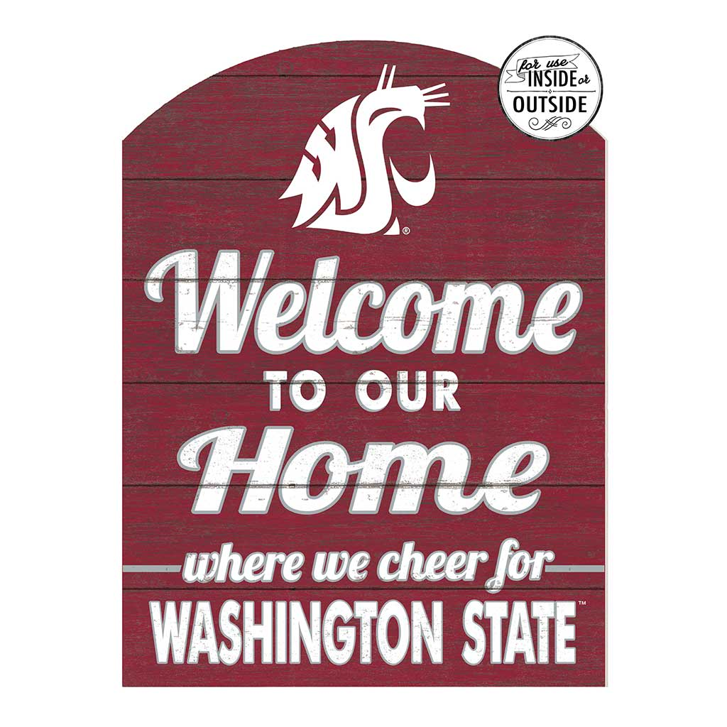 22x16 In\Outdoor Marquee Sign Washington State Cougars