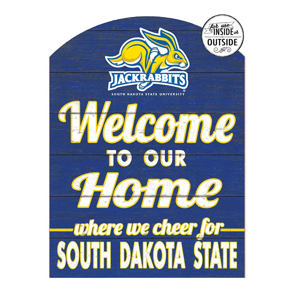 22x16 In\Outdoor Marquee Sign South Dakota State University Jackrabbits