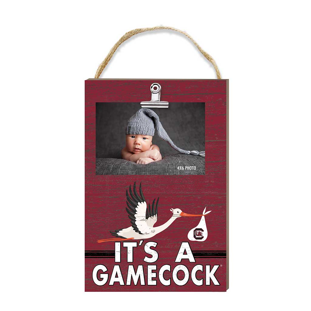 Hanging Clip Photo Frame It's A South Carolina Gamecocks