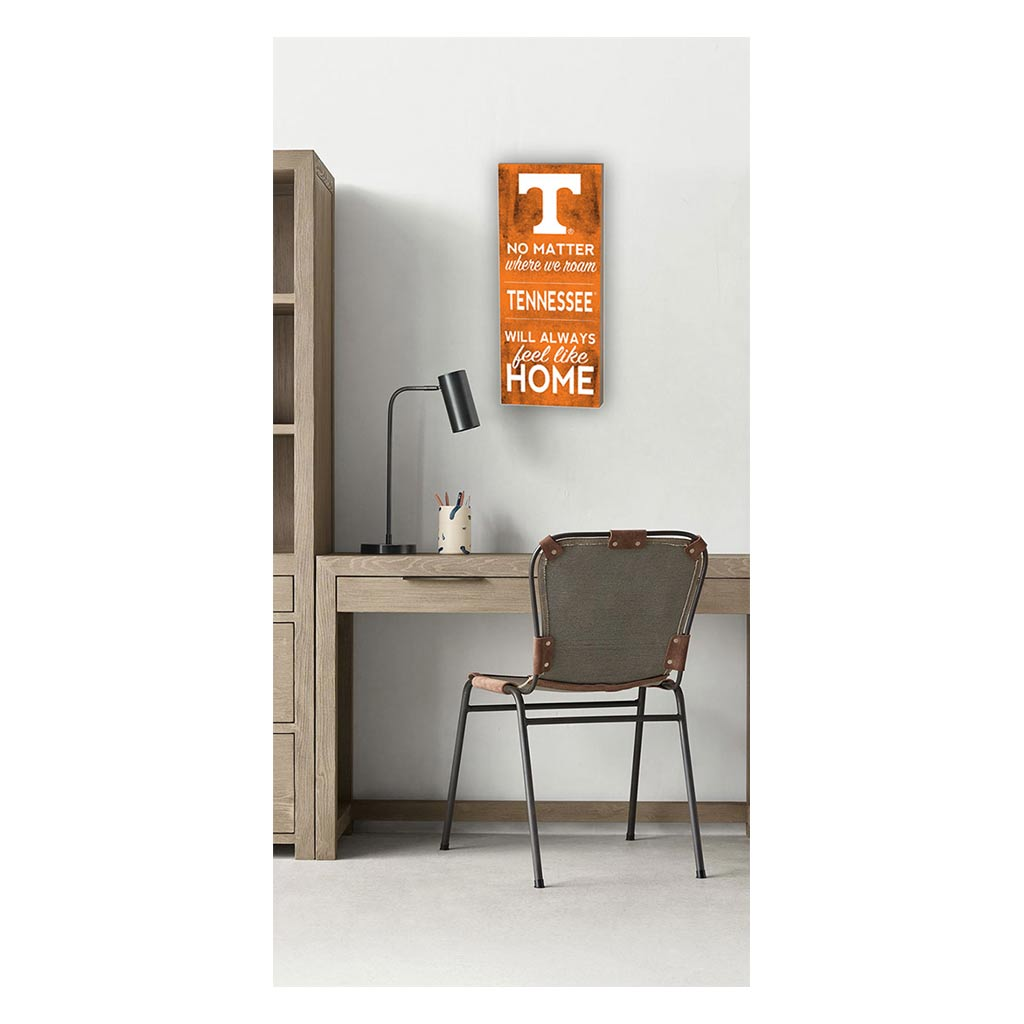 7x18 No Matter Where Tennessee Volunteers