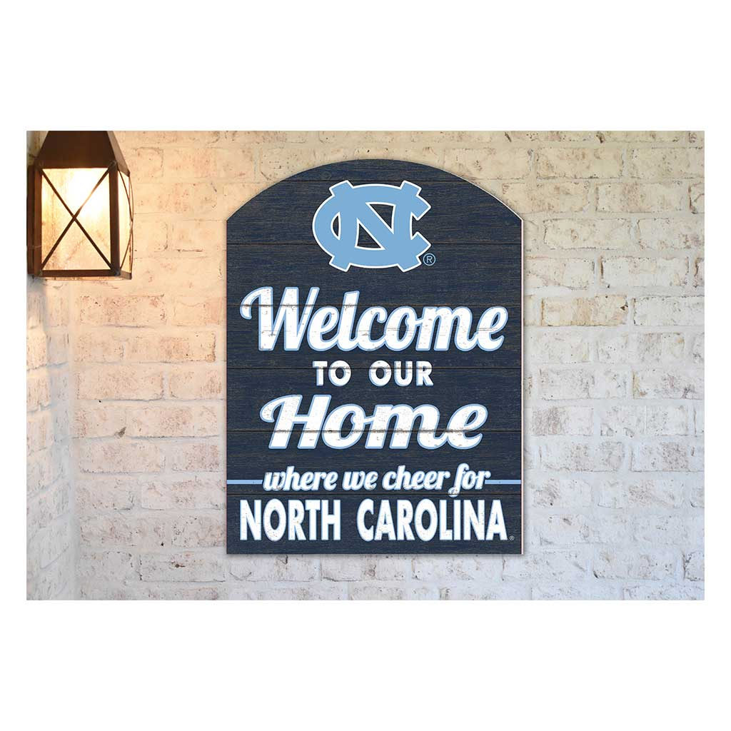 22x16 In\Outdoor Marquee Sign North Carolina (Chapel Hill) Tar Heels