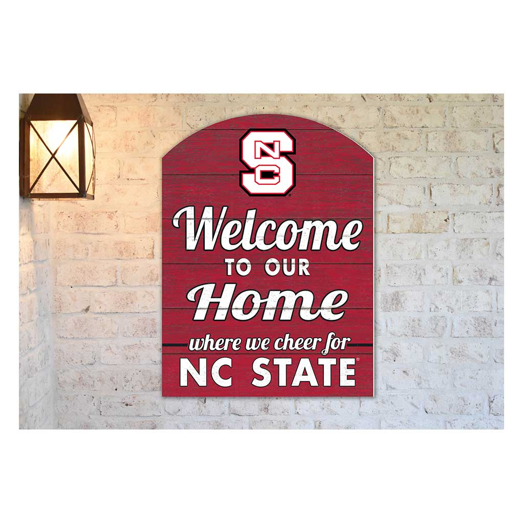 22x16 In\Outdoor Marquee Sign North Carolina State Wolfpack