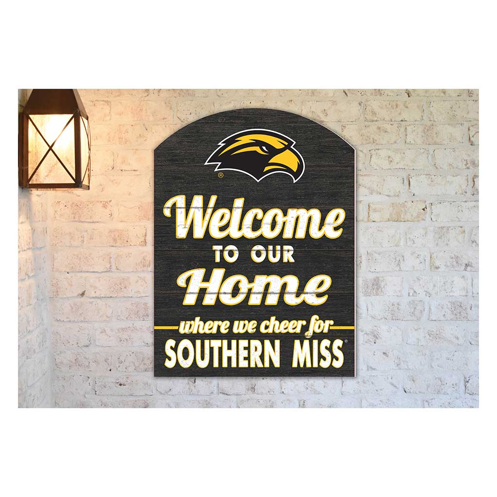 22x16 In\Outdoor Marquee Sign Southern Mississippi Golden Eagles