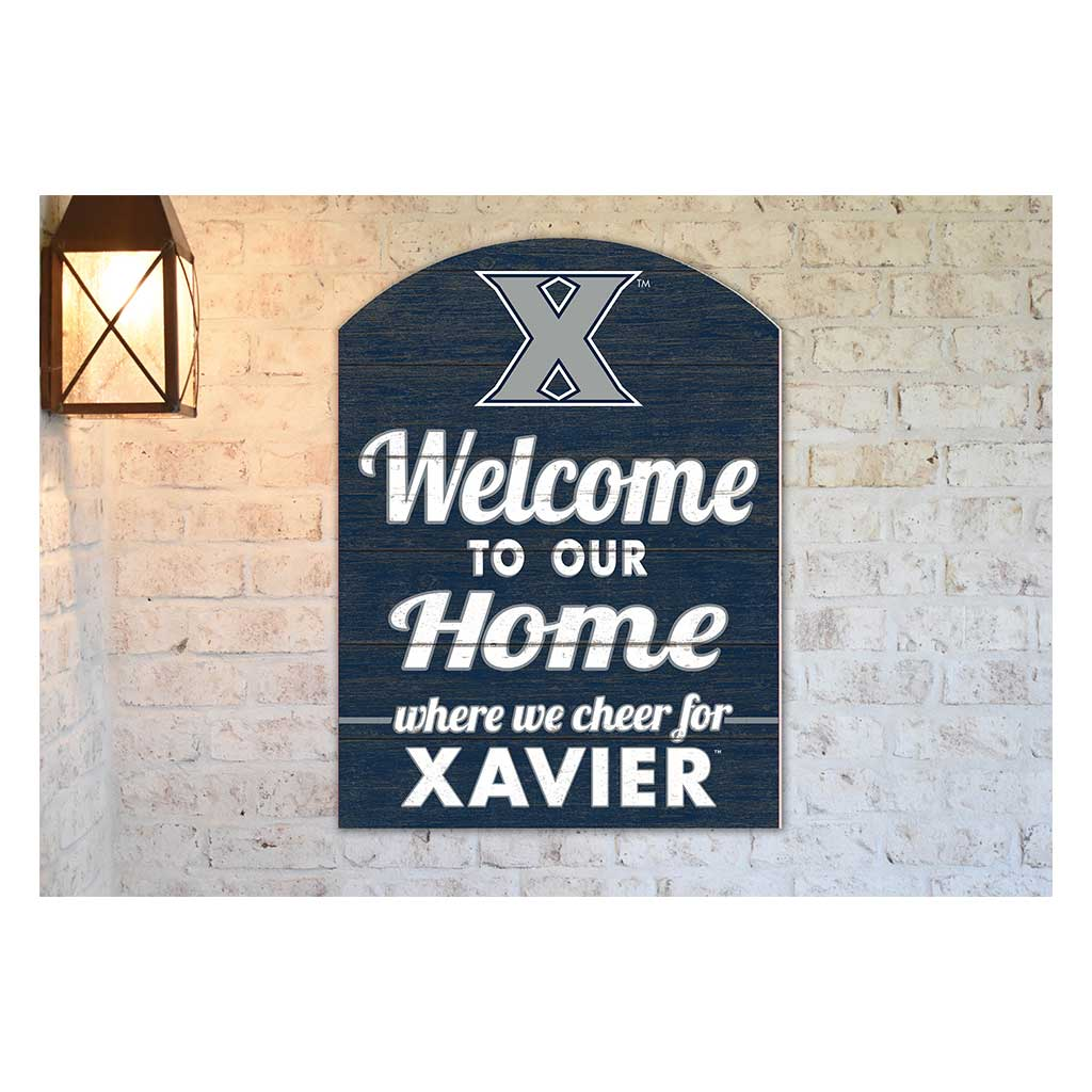 22x16 In\Outdoor Marquee Sign Xavier Ohio Musketeers