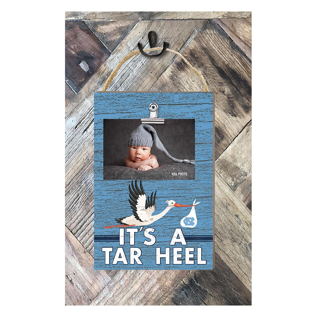 Hanging Clip Photo Frame It's A North Carolina (Chapel Hill) Tar Heels