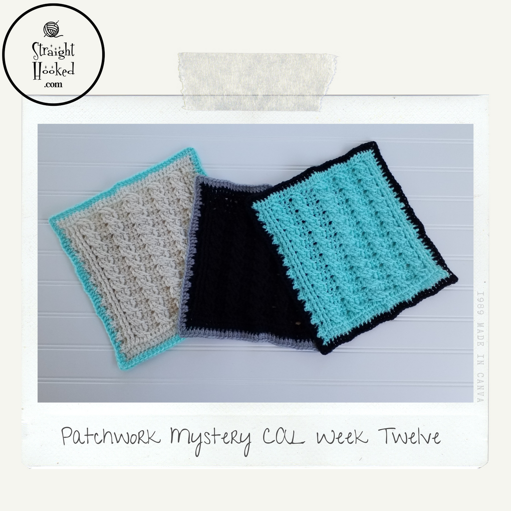 Patchwork Mystery CAL Week Twelve