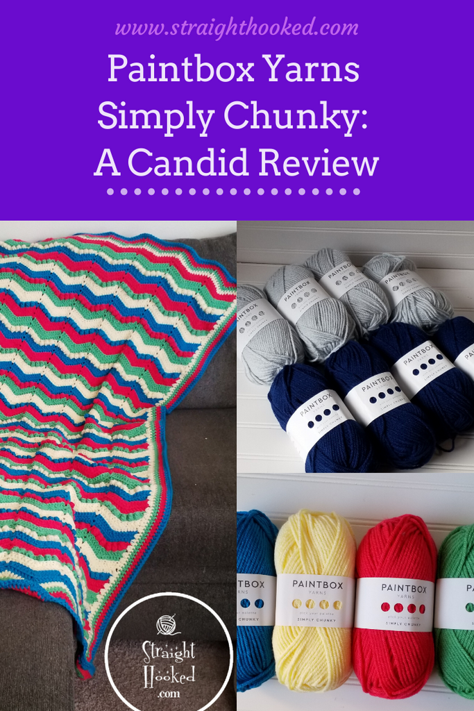 Paintbox Yarns Simply Chunky: A Candid Review