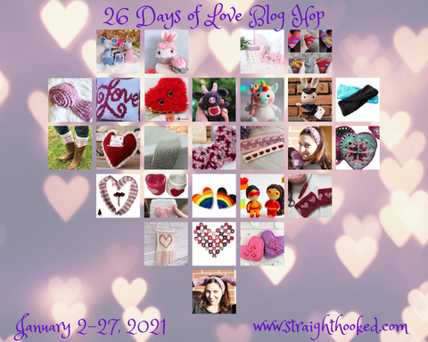 Straight Hooked 26 Days of Love Blog Hop