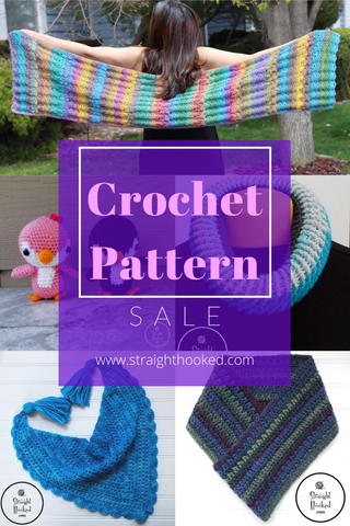Straight Hooked Christmas In July Pattern Sale