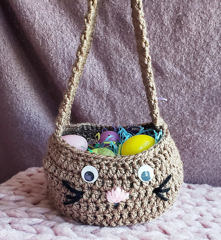 Chunky Bunny Basket Creations Misfit Straight Hooked