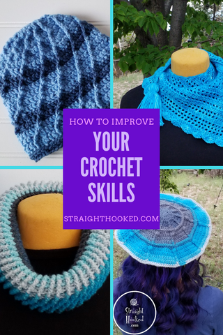 Straight Hooked How to Improve your Crochet Skills