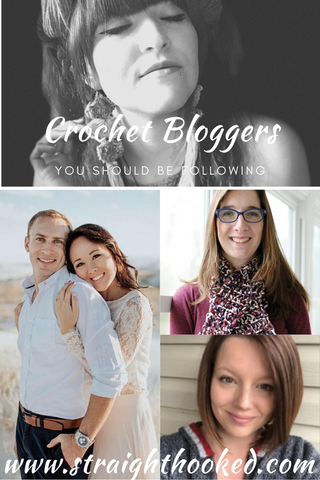 Straight Hooked Crochet Bloggers to Follow