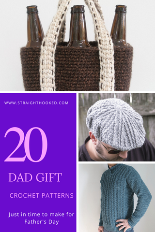 Straight Hooked 20 Dad Gifts Pinterest Image
