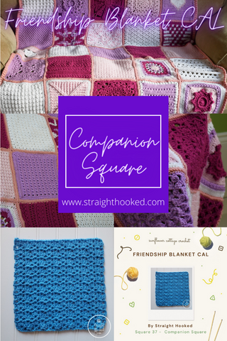 Straight Hooked Companion Square Pattern Release