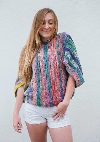 Straight Hooked Bifrost Sweater Rebecca Velasquez