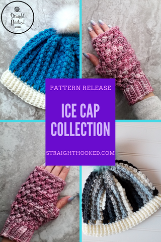 Straight Hooked Ice Cap Collection
