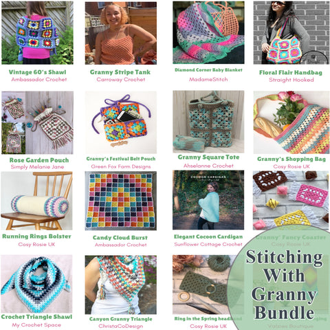 Stitching With Granny Bundle Straight Hooked affiliate link