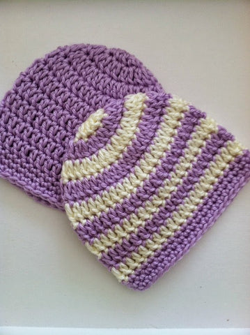 Preppy Crochet Beanie Lakeview Cottage Kids StraightHooked