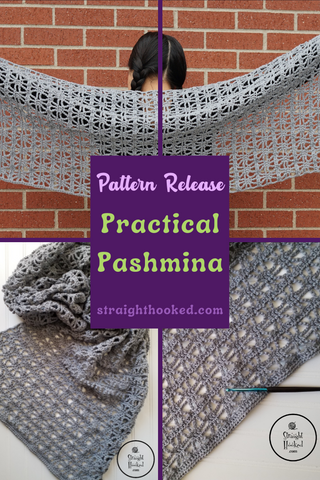 Straight Hooked Practical Pashmina