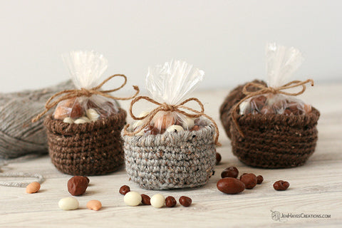 Simple Treat Basket Jen Hayes Creations
