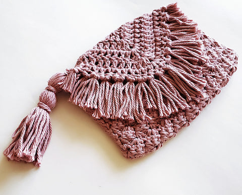 Wendy Fringe Clutch Creations Misfit Straight Hooked