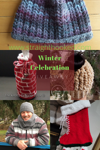 Straight Hooked Winter Celebration Giveaway 2020