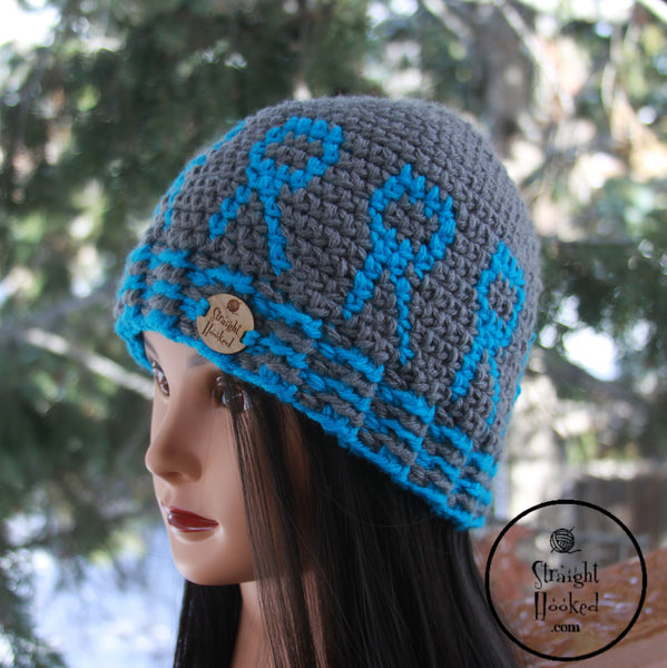 Diabeanie Diabetes Awareness Beanie
