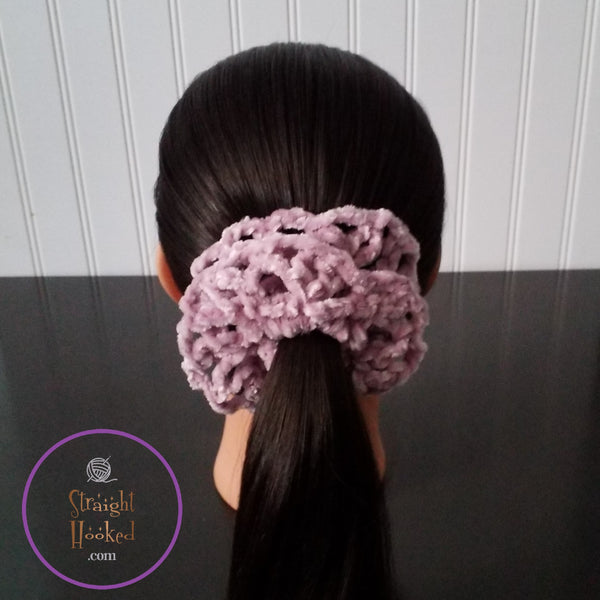 Grace Scrunchie Rose