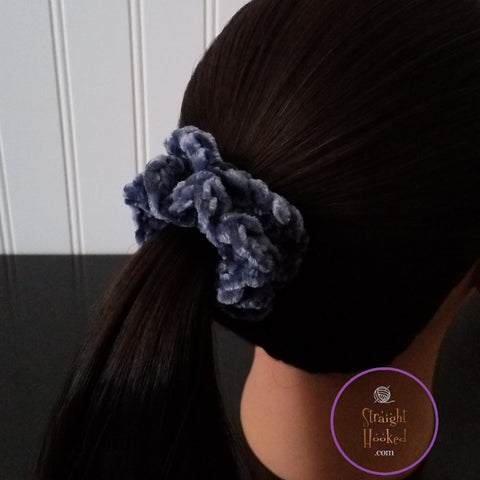 Georgia Velvet Scrunchie