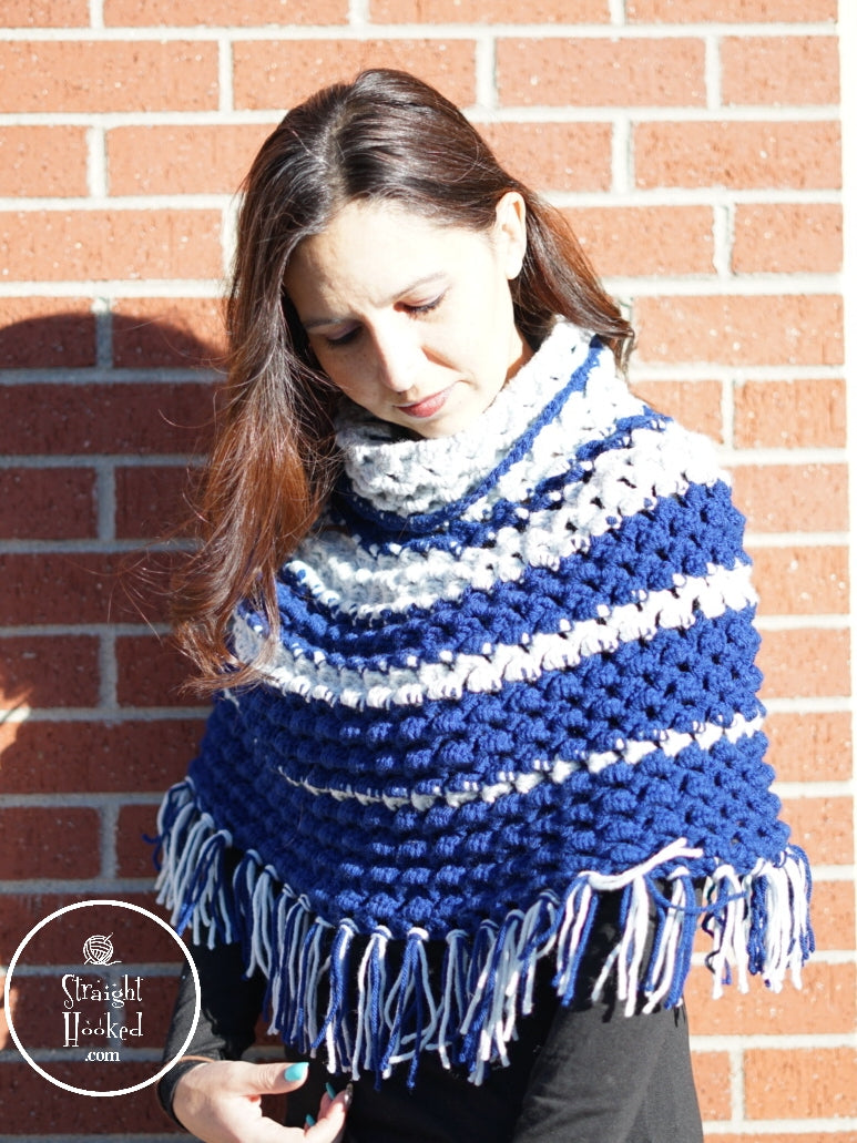 Polar Rush Capelet and Beanie Pattern Bundle