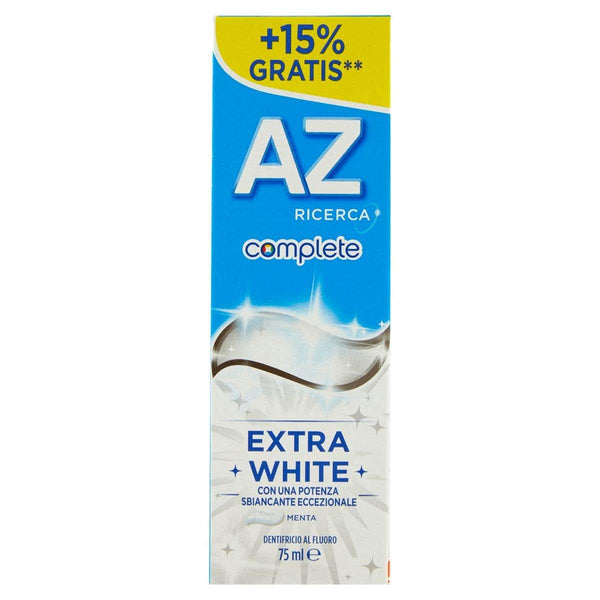 AZ- Dentifricio Extra White  75ml