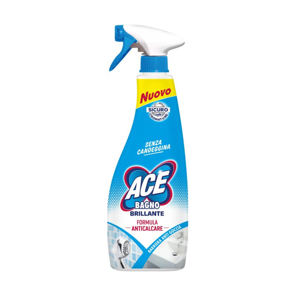 Ace- Sgrassatore Spray Bagno Brillante 500ml