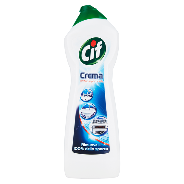 Cif- Crema Detergente Superfici Dure 750ml