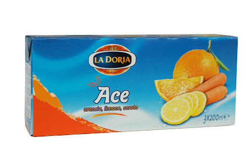 La Doria- Succo  ACE 3x200ml
