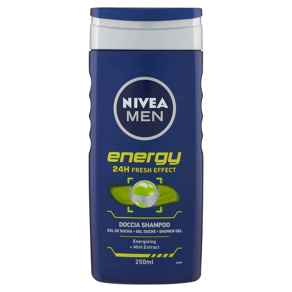 Nivea Men -Shampoo Energy 24h Fresh Effect 250ml