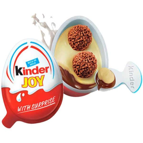 Ovetto Kinder Joy Estivo 1x20gr