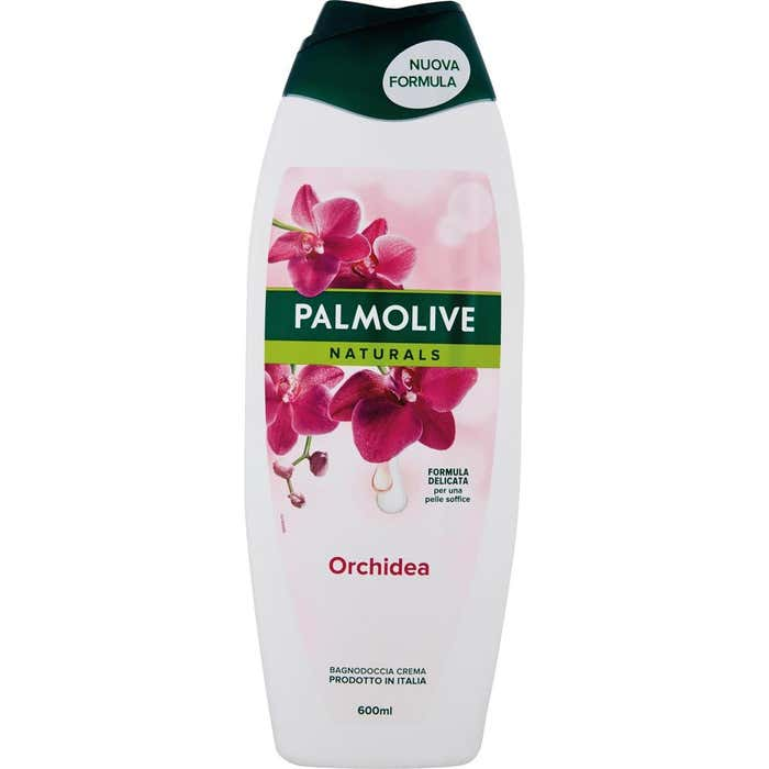 Palmolive Naturals- Bagnoschiuma Crema Orchidea 750ml