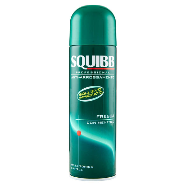 Squibb- Schiuma da barba Fresca 300ml