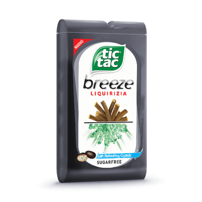 Tica Tac Breeze Liquirizia 1 pz