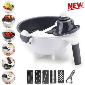9 in 1 Multifunction Vegetable Cutter