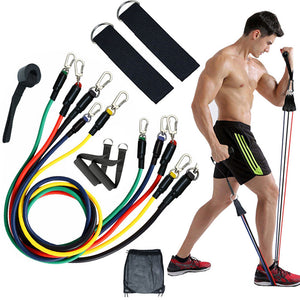 Resistance Bands 11 pc Set
