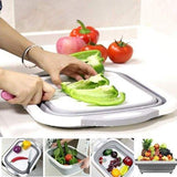 Silicone Chopping board and washing basket
