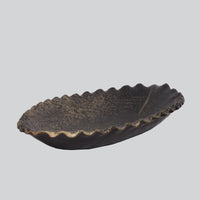 Oblong Leaf Trays- Light