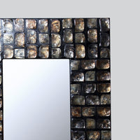 Mother of Pearl Rectangular Mirror