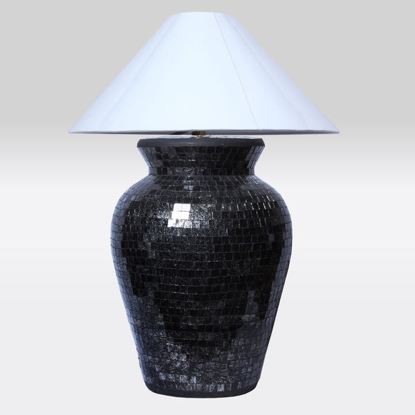 Glass Mosaic Lamp