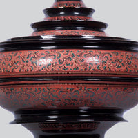 Lacquer Offering Bowl- Big