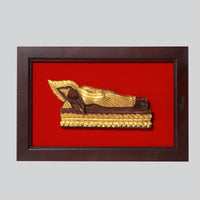 Framed Wooden Statues- Small