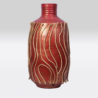 Clay and Coir Handiwork Urn