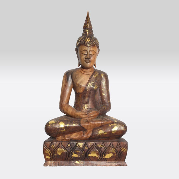 Meditating Sitting Buddha